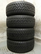 4 x DUNLOP 225/50 R17 94H 5,6 - 6,8 mm SP WINTER SPORT M3 RUNFLAT Winterreifen