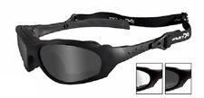 Wiley X XL-1 Advanced Changeable Matte Black Frame/Grey Lenses Sunglasses #291