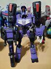Transformers Animated Voyager Shockwave Purple