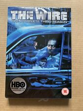 The Wire - Series 3 - Complete (5xDVD) *NEW & SEALED*