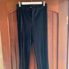 Issey Miyake Pleats Please Pants Black size 4