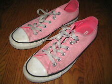 Converse All Star Womens PINK Shoes CUTE US 7 136584F