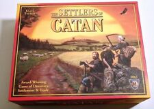 THE SETTLERS OF CATAN BOARD GAME UNPLAYED 2012 4th EDITION #3061 MAYFAIR GAMES