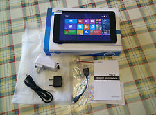 "TABLET PC TOUCH SCREEN CAPACITIVO 7"" QUAD CORE RAM 1GB HDD 16GB WIFI WINDOWS 8"