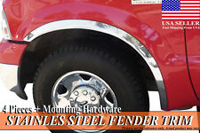 1999-2007 Ford F-250 F-350 Super Duty (Without OEM Flares) Fender Wheel Molding