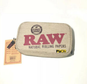 RAW Medium Smell Proof Zip Bag - Odour Protection Smokers Pouch