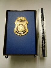 US Army CID RETIRED Shield   - Desk & Wall Plaque    CID retired.