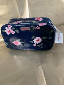 CATH KIDSTON BAG. NEW WITH TAG. DUSK FLORAL. WIPE CLEAN. COTTON WITH PVC COATING