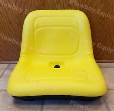 Yellow Seat for JOHN DEERE Riding Lawn Mower AM131531 AM131157 325 335 345 GT LX