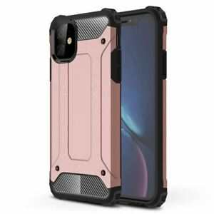 For iPhone XR Case Shockproof Cover Rose Hard Back Phone Heavy Duty Protective