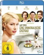 EINE UNMORALISCHE EHEFRAU (Jessica Biel, Colin Firth) Blu-ray Disc NEU+OVP