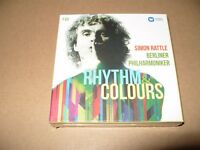 Simon Rattle Rhythm & Colours (2017) 7 cd Box Set New & Sealed
