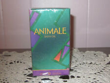 Animale by Parlux Fragrances 1.0 Oz 30mm Bath Oil For Women