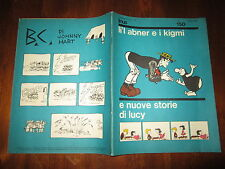 SUPPLEMENTO A LINUS N°7 OTTOBRE 1965 LI'L ABNER E I KIGMI E NUOVE STORIE DI LUCY