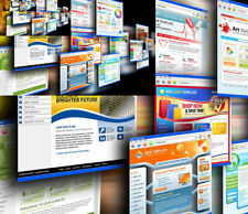 500 + Websites For SALE with RESELL Rights.