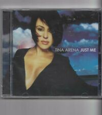 TINA ARENA - JUST ME  - BRAND NEW AND SEALED