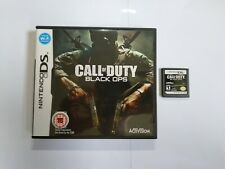 Call of Duty: Black Ops - Nintendo DS Game - 2DS 3DS DSi - Free, Fast P&P!