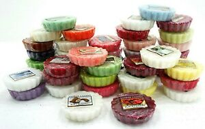 YANKEE CANDLE Wax Tarts Melts Scented Variety 22g Free Shipping UK