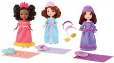 Disney Junior - Sofia The First Toy - Royal Sleepover Doll 3 Pack - Slumber
