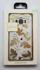 Sonix Clear Coat Case Gold Harper Floral  for Samsung Galaxy S8 Active G892A