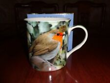 British Birds Kingfisher Fine China Mug by Leonardo