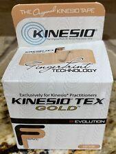 Kinesio Tex Gold Fingerprint Technology Beige