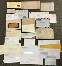 {BJ STAMPS}  180+ covers US & WORLDWIDE METER MAIL COLLECTION