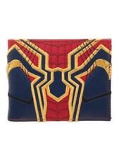 OFFICIAL MARVEL COMICS - INFINITY WAR SPIDER-MAN IRON SPIDER SUIT WALLET (NEW)