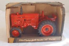 Vintage ERTL John Deere Tractor DieCast 1/16 1947 M1 w Box