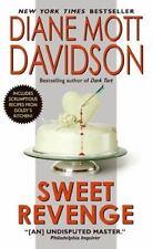Sweet Revenge by Diane Mott Davidson *#14 Goldy Schulz* 2008 PB Comb ship avail