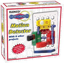 ELENCO SNAP CIRCUITS SCP-03 MOTION DETECTOR---discontinued---NEW# SCP-13