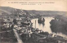 CPA 27 LE PETIT ANDELYS PANORAMA VILLE