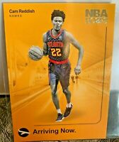 2019-20 19-20 NBA HOOPS ARRIVING NOW INSERT CAM REDDISH  #10 ATLANTA HAWKS