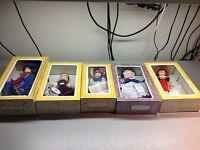 Lot of 5 Vintage Effanbee Dolls 1134 7633 1191 3392 new in open box