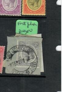 NYASALAND  (PP0406B)  KGV  2D   SG FORT JOHNSTON  CDS       VFU
