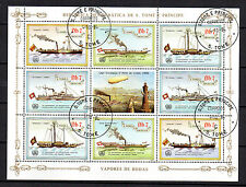 BF N° 154 S. Tomé et Principe 1984 oblitéré