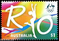 2016 Road to Rio Olympics Stamp - MUH