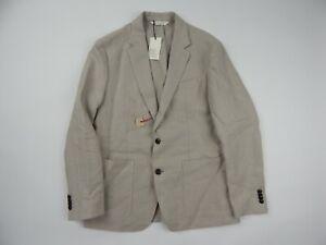 Banana Republic Heritage Natural Linen Sportcoat Blazer Men's 40R Slim Fit New