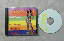 CD AUDIO INT/ THE 60'S COLLECTION CD1 VARIOUS (IKE & TINA, ARETHA FRANKLIN) 1997