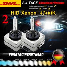 D1S 85410 9285141294 HID Xenon Lampe Leuchtmittel Bulk DHL 4300K[2 Stück]