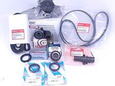 Premium HONDA  ACURA V6 Timing Belt & Water Pump Seal Drive Pulley Service Kit