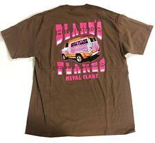 Blake's Flakes Metal Flake T-shirt Brown