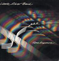Little River Band Vinyl LP Capitol Records, 1981, ST-12163, Time Exposure ~ VG+