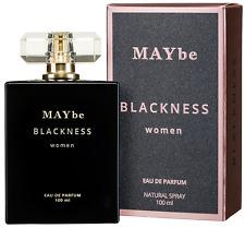 MAYbe Blackness Eau De Parfum Natural Spray for Women 100ml