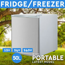 50L Portable Freezer Fridge 12V/24V/240V  For Camping Car Boating Caravan Bar