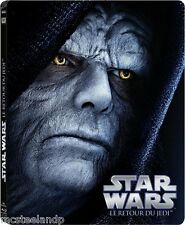 Star Wars - Episode VI : Le retour du Jedi - Édition STEELBOOK - BLU-RAY NEUF