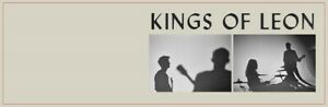 2 x Kings of Leon Concert Tickets - Excellent Reserved Seating