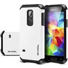 Galaxy S5 mini Case, Evocel Dual Layer Armor Hybrid Protector Case (SM-G800)