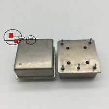 1×USED CETC CTI OSC5A2B02 10MHz 5V 26*26*12 Square Wave OCXO Crystal Oscillator