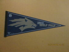 Ncaa Nevada Wolf Pack Circa 2000's College Pennant